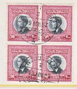 JORDAN  365 X 4   (o)  KING - Jordan