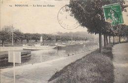 78)  BOUGIVAL  - La Seine Aux Ecluses - Bougival