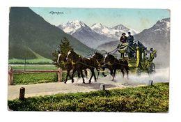 SUISSE . ALPENPOST - Réf. N°6424 - - Suisse