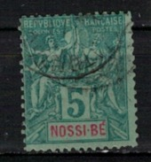 NOSSI BE         N°  YVERT    30     OBLITERE       ( O   2/28 ) - Used Stamps