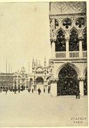 CARTE VENISE - UN COIN DE LA PLACE SAINT MARC - Venezia (Venice)
