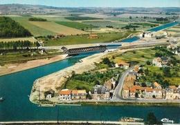 Pont-L'Evêque (Oise) - Vue Aérienne, Jonction Canal Du Nord - Edition Combier - Carte CIM Non Circulée - Frankrijk