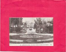 HENDAYE - 64 - Cote Basque - Le Casino L'Avenue Du Casino Vus Du Square - BORD - - Hendaye