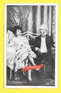 CPA 1905 Femme Frivole Et Monsieur Si Jeunesse Savait, Si Vieillesse Pouvait - Couples