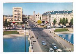 14 Caen N°118 190 Rue St Jean VOIR 2 ZOOMS Solex Citroën 2CV Camionnette Avec échelle Sur Toit Camion Essence Esso ? - Caen