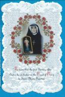 Holycard    St. Faustina - Devotieprenten