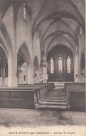 D54 - St Firmin - Intèrieur De L'Eglise  : Achat Immédiat - Andere Gemeenten