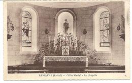 "44  LE  GAVRE  ""  VILLA   MARIA  ""   LA  CHAPELLE - Le Gavre"