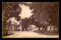 ALGERIE - CASTIGLIONE - LES HOTELS DE LA PLAGE - Other Cities