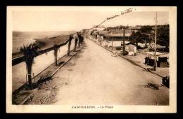 ALGERIE - CASTIGLIONE - LA PLAGE - Other Cities