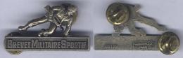 Insigne Du Brevet Militaire Sportif - Echelon Bronze - ( FAMAS ) - Army