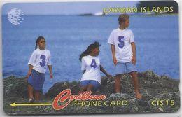 CAYMAN ISLANDS - NEW AREA CODE - 131CCIF - Cayman Islands