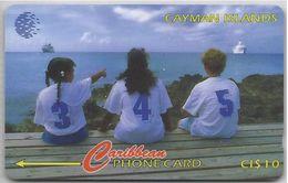 CAYMAN ISLANDS - NEW AREA CODE - 156CCIC - Cayman Islands