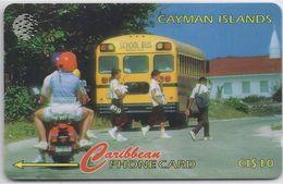 CAYMAN ISLANDS - SCHOOL BUS - 163CCIA - Cayman Islands