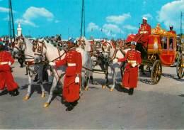 MAROC CASABLANCA Carosse Royal (scan Recto-verso) KEVREN0205 - Casablanca