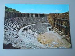 TURQUIE ANTALYA ROMA DEVRINDEN KALMA ASPEBDOS TIYATROSU ASPENDOS THEATRE FROM ROMAN TIMES - Turchia