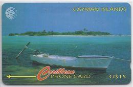 CAYMAN ISLANDS - BOAT - 163CCIG - Cayman Islands