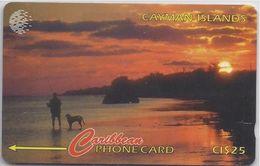 CAYMAN ISLANDS - SUNSET - 163CCIH - Cayman Islands
