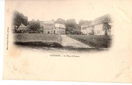 Guyane Cayenne La Place D'Arme Rare - Cayenne