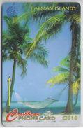 CAYMAN ISLANDS - HAMMOCK SHOWS - 163CCIC - Cayman Islands
