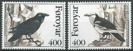 FÄRÖER 1995 Mi-Nr. 283/84 ** MNH - Färöer Inseln