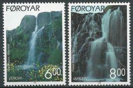 FÄRÖER 1999 Mi-Nr. 354/55 ** MNH - Färöer Inseln
