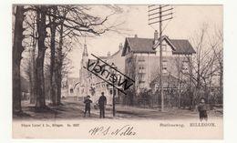 Hillegom - Stationsweg - 1904 - Pays-Bas
