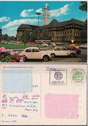 Germania Gelsenkirchen - Buer - Rathaus Municipio Fiori Auto - Gelsenkirchen