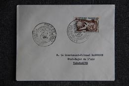 """Enveloppe 1er Jour TANANARIVE - """" Déclaration Universelle Des Droits De L'Homme"""". - Madagascar (1889-1960)"""