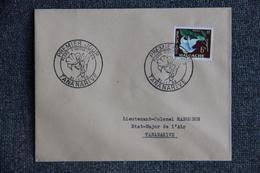 "Enveloppe 1er Jour TANANARIVE - "" Flore D'Outre Mer"". - Madagascar (1889-1960)"