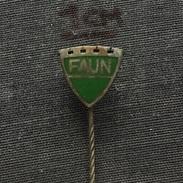 Badge (Pin) ZN006081 - Automobile (car) Faun - Andere