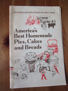 Better Homes And Gardens Treasury Of Country Cooking: America's Best Homemade Pies, Cakes And Breads - Cooking, Food, Wine