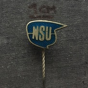 Badge (Pin) ZN006085 - Automobile (Car) / Motorcycle / Bicycle NSU - Andere