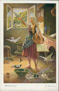AK Märchen Aschenbrödel Cinderella Cendrillon, Serie 154 Nr. 3875, Ca. 1910er Jahre (27309) - Märchen, Sagen & Legenden