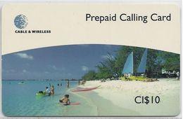 CAYMAN ISLANDS -  SEVEN MILE BEACH - CAY-21 - Cayman Islands