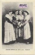 Campania-avellino-ariano Irpino Costumi Donne Vestite Con Costumi Locali Di Ariano Irpino - Italia