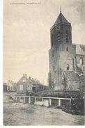 POSTAL    POORTVLIET  - PAISES BAJOS  - KERKTOREN - Holanda