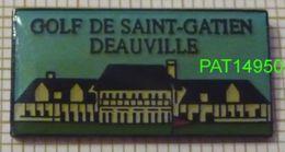 GOLF De SAINT ST GATIEN DEAUVILLE - Golf