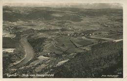 Egertal - Blick Vom Herrgottstuhl 1956 (002448) - Deutschland