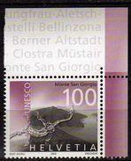 Switzerland/Suisse/Helvetia 2004 UNESCO World Heritage. MNH - Ongebruikt