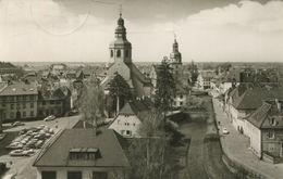 Ettlingen - Ansicht Mit Kirchen 1974 (002449) - Ettlingen