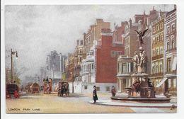 London - Park Lane - Tuck Oilette  7219 - London