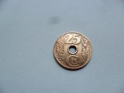 España   25 Céntimos 1938 - Republican Location