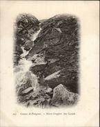 Campagne DUGUAY-TROUIN 1902-1903 - Expédition - Canaux De Patagonie - Cascade - CHILI - Barche
