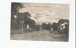 EL VOLCAN CITLALTEPETL PICO DE ORIZABA 1910 - Mexique