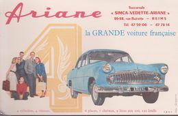 """BUVARD """"ARIANE"""" - Automobile"""