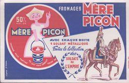 "BUVARD ""MÈRE PICON"" - Alimentaire"