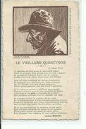 46 LE VIEILLARD QUERCYNOIS , A L'ami Olié , Lucien Montal Poème - Unclassified