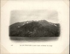 Campagne DUGUAY-TROUIN 1902-1903 - Expédition - Patagonie - Cap Froward - CHILI - Chili