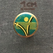 Badge (Pin) ZN006117 - Volleyball Greece Hellenic Federation / Association / Union - Volleyball